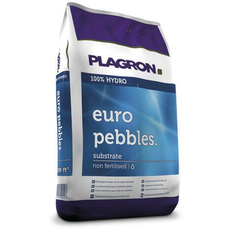 Billes d'argiles Euro Pebbles 45L - Plagron