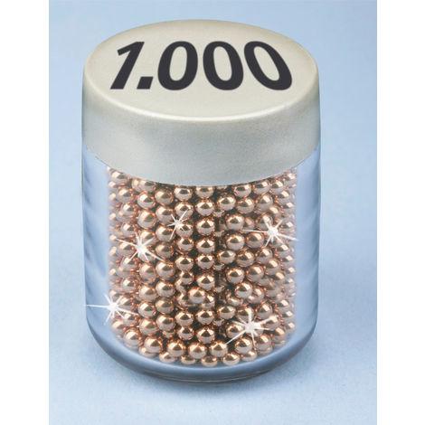 Billes nettoyantes pour le verre 1000 p WENKO