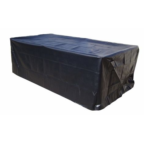 Billiard Cover Water Resistant And Dust Billiards Protective Cover Full Cover Heavy Duty Waterproof 7 Ft, 225X116X82Cm