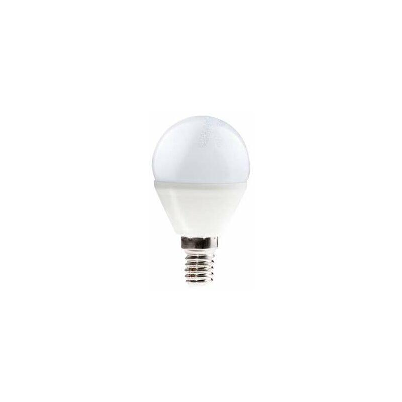 Ampoule LED E14 6,5W G45 équivalent à 48W - Blanc Naturel 4000K