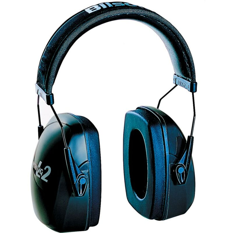 Image of 1010923 Leightning L2 Wire H/Band Ear Defenders - Honeywell Howard Leight
