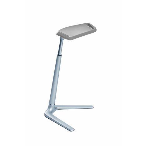 bimos Assis-debout confort - hauteur réglable de 620 à 850 mm - coloris assise gris basalte