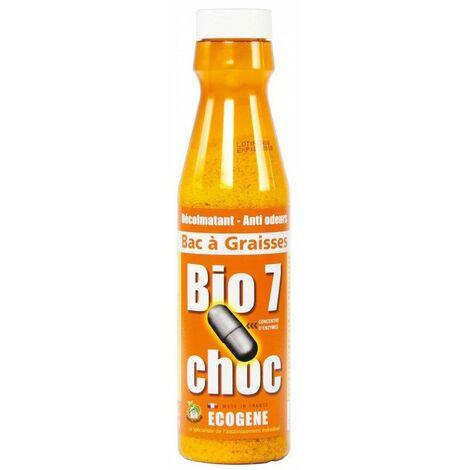 Bio 7g choc bac à graisse flacon gélules 375 g