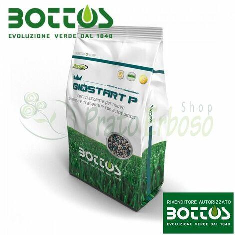 Bio Commencer 12-20-15 - Engrais pour la pelouse de 10 Kg