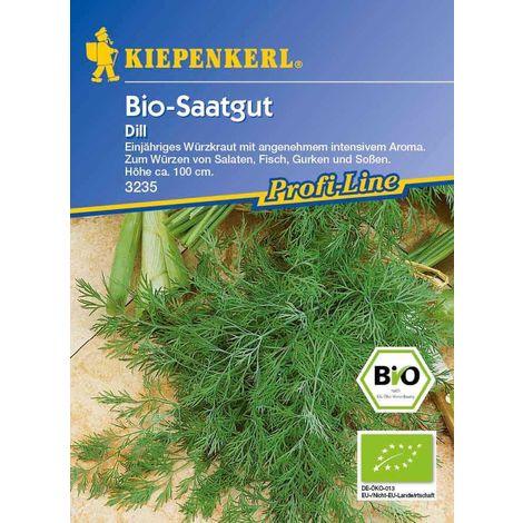 BIO Dill TetraDill einjährig Goldkrone Bio-Saatgut