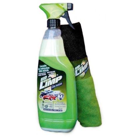 Bio Ecolimp car wash limpiador para coche ecológico