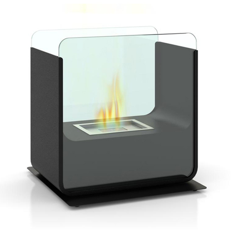 Bio Ethanol Deluxe Fireplace for Indoor or Outdoor use