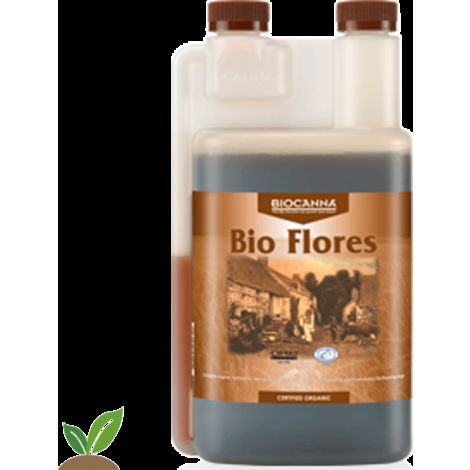 BIO FLORES CANNA 1 L – Fertilizante ECO Floracion