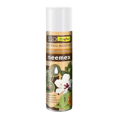 BIO FLOWER Insecticida Natural NEEMEX - 500 ml
