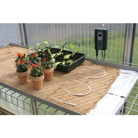 Bio Green HK 6.0 Câble de Sol Chauffant 6 m 50 W