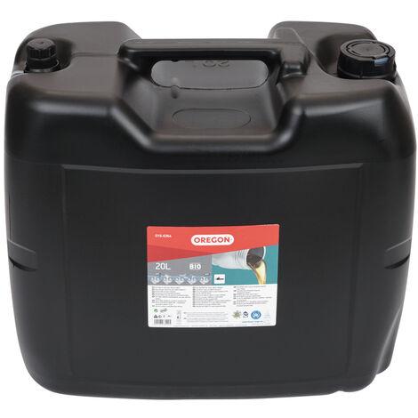 Bio-Kettenöl, 20 Liter; auch als 1 Liter oder 5 Liter Kanister erhältlich