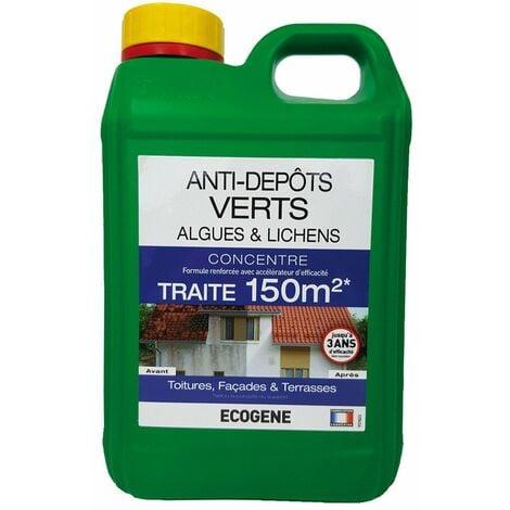 Bio-Mousse Concentre150 M2 2l Tp2 - ECOGENE