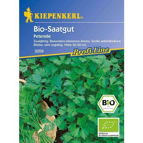 BIO Petersilie Gigante de Italia Bio-Saatgut