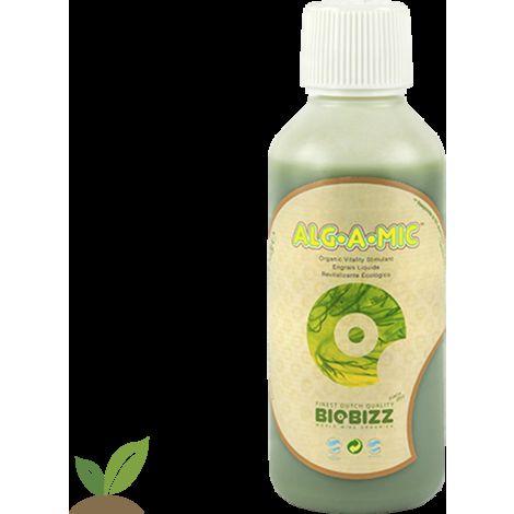 BIOBIZZ ALG-A-MIC 250ML. Revitalizante Estimulante Ecológico