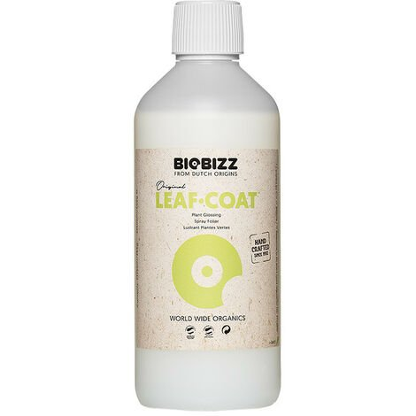 Biobizz - Leaf Coat 500ml , protection insecte et transpiration de la plante