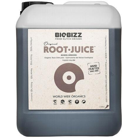 Biobizz - Root Juice 5L , stimulateur racinaire pour plantes