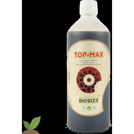 BIOBIZZ TOP-MAX ™ 1 L. Estimulante Reforzador Floracion
