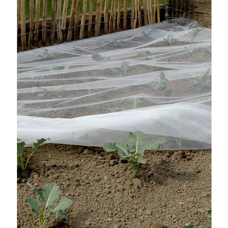 Biocontrol - Filet anti-insectes - le filet de 2,20 m x 10 m - Protection des légumes