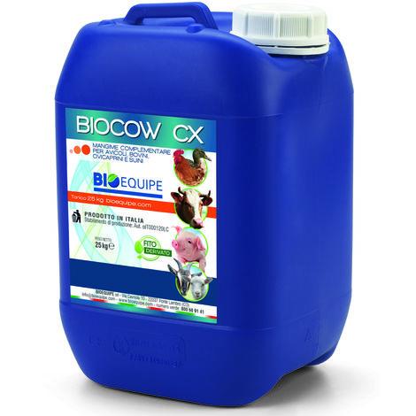 Biocow CX disintossicante generale dell'organismo per vacche da latte 25 kg