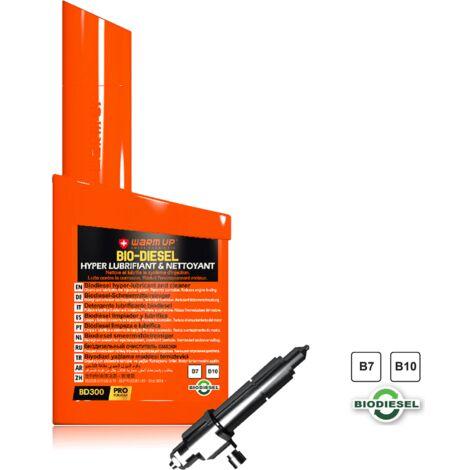 Biodiesel lubrifiant, biogazole 300ml - WARM UP