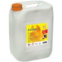 bioetanolo liquido tanica da 10 litri.
