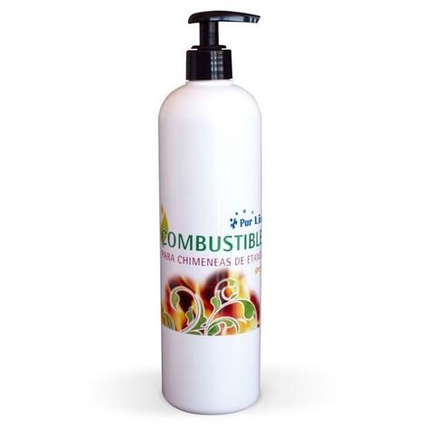 Bioéthanol en gel, Gel12B de PURLINE®, 12 bouteilles de 500 Ml de gel bio éthanol Premium !