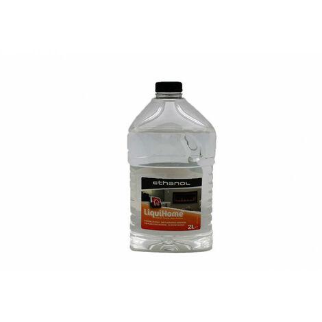 Bioéthanol liquide et gel combustible