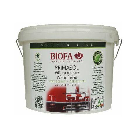 Biofa 3011 Pittura Murale Naturale Bianca Primasol Per Interni