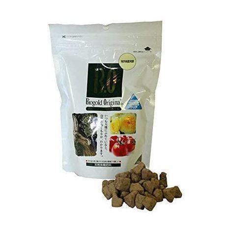 Biogold original 240 gr abono para bonsais organico solido de liberacion lenta