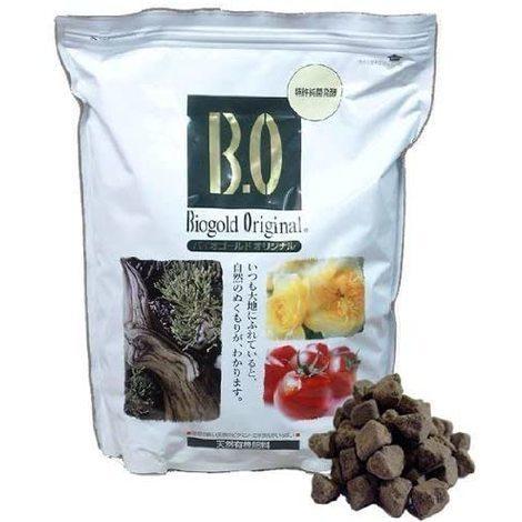 Biogold original 5kg abono para bonsais organico solido de liberacion lenta