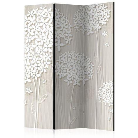Biombo Creamy Daintiness Room Divide cm 135x172 Artgeist