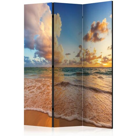 Biombo - Morning by the Sea [Room Dividers] tamaño 135x172