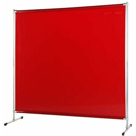 Biombo soldadura 200x200 cm - EN 1598 - ISO EN 25980 (ref. GAZELLE)