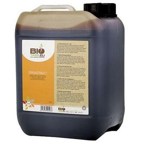 BioTabs - Engrais Orgatrex - 5L