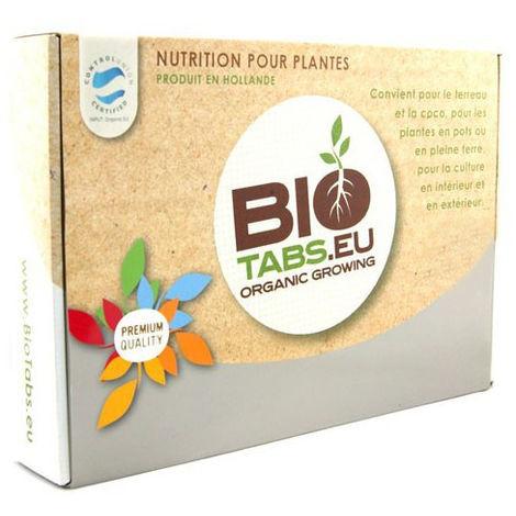 Biotabs Starter Box , pack engrais complet croissance et floraison 100% biologique