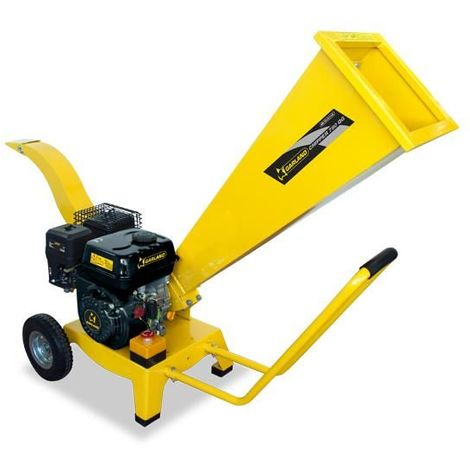 Biotriturador A Gasolina Chipper 780 Qg-v17 Garland