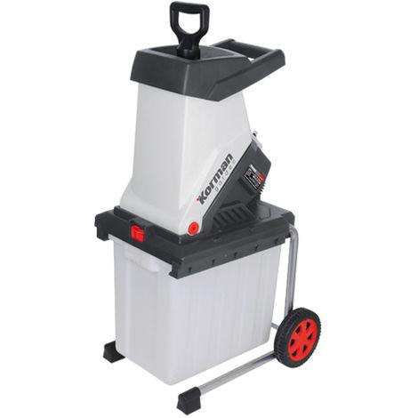 Biotriturador eléctrico 2500W – 40 mm
