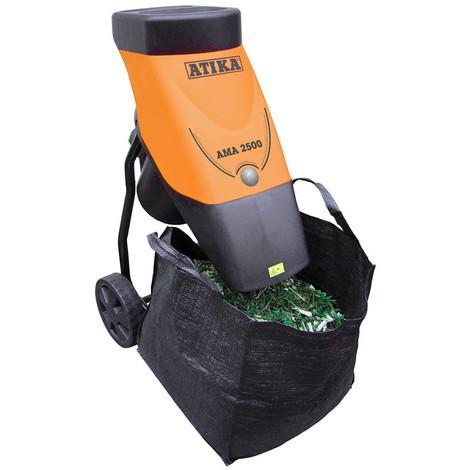 Biotriturador Electrico Ama2500 2.5 Kw - ATIKA - Atk300657