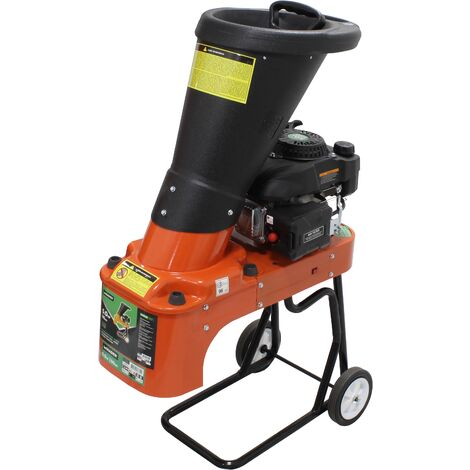Biotriturador / Triturador Jardín 5Hp 50mm - MADER GARDEN®
