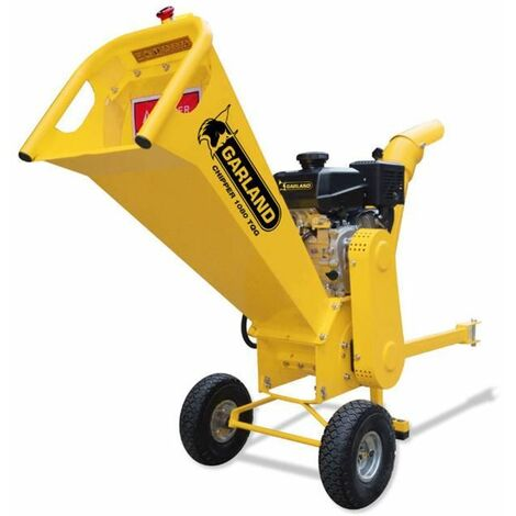 Biotrituradora a gasolina Garland Chipper 1080 TQG-V19