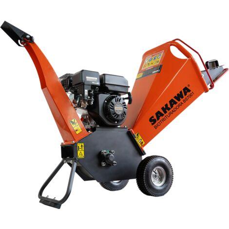 Biotrituradora SAKAWA BS7001 motor Briggs stratton