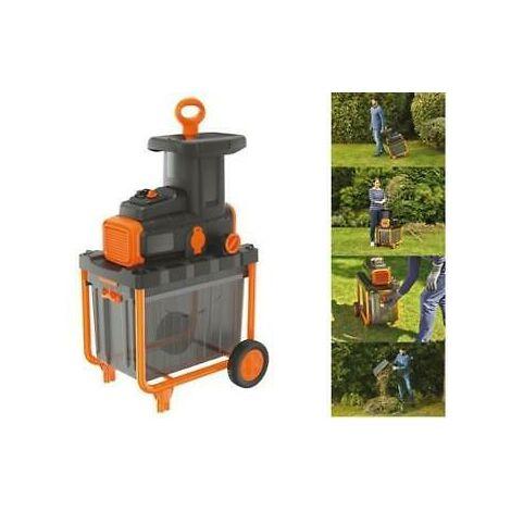 Biotrituratore B+D Begas 5800 Potenza 2800W Giardinaggio Agricoltura