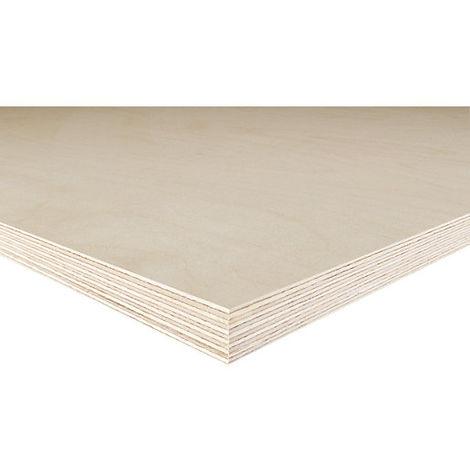 Birch Plywood Birch Ply 915mm x 915mm x 18mm
