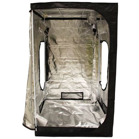BIRCHTREE New Design Hydroponic Grow Tent Green Room 120cm x 120cm x 200cm