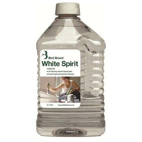 Bird Brand 0120 White Spirit 2 Litre