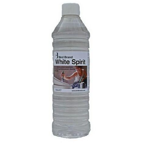 Bird Brand 0124 White Spirit 750ml