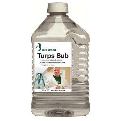 Bird Brand 0140 Turps Substitute 2 Litre