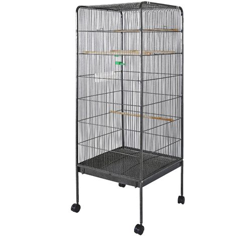 Bird cage aviary parrot cockatiel extra large 146x54x54 cm