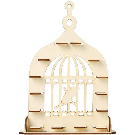 Birdcage-Shape Chocolate Display Rack For Wedding Party JM01611