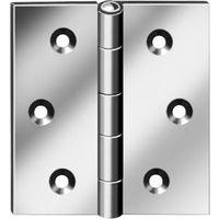 Bisagra bendy 50x50 mmstainless Steel